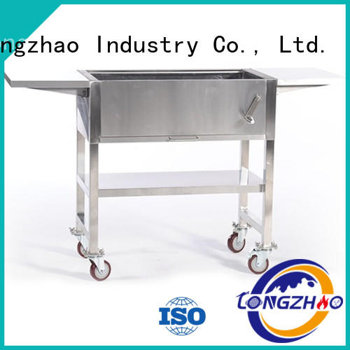 Longzhao BBQ simple small charcoal grill burning for barbecue