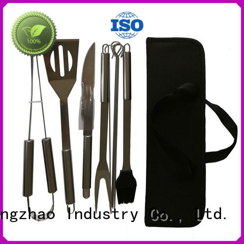 Longzhao BBQ low price bbq grill basket box for gatherings