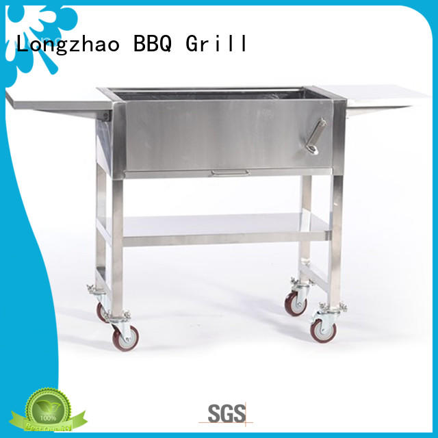 Stainless Steel BBQ Charcoal Grill For Wholesale