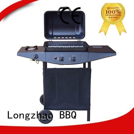 portable best gas bbq garden Longzhao BBQ company