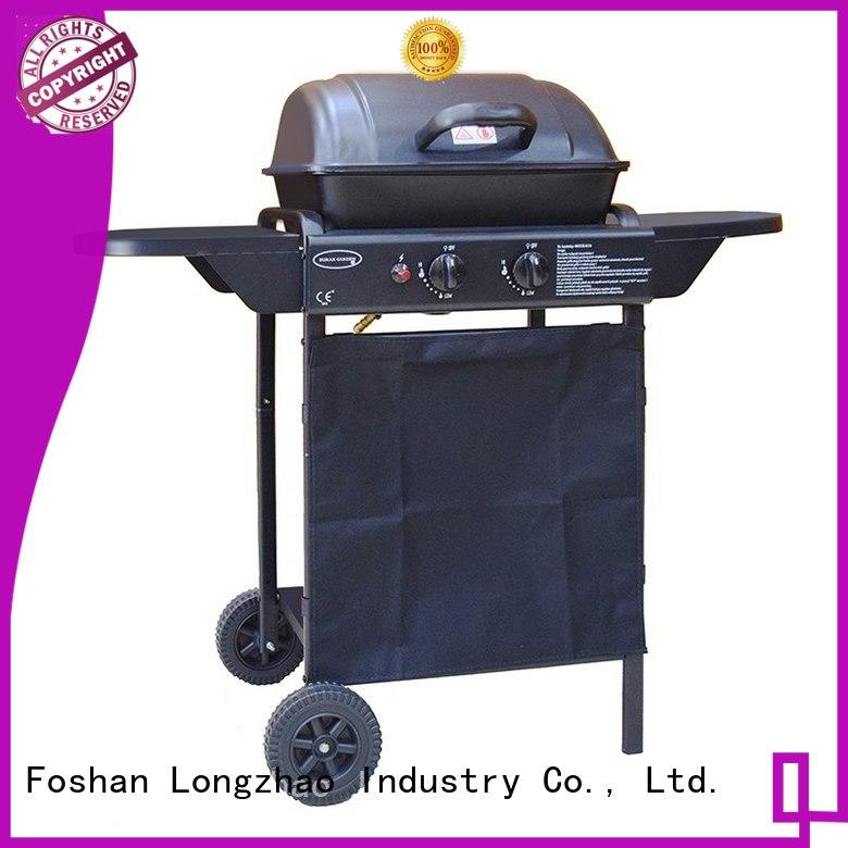 Longzhao BBQ portable propane outdoor grill free shipping for cooking