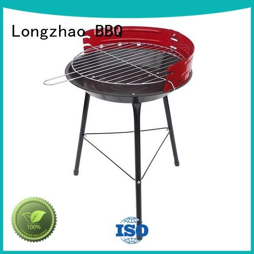 Longzhao BBQ portable barbecue grill factory direct supply for barbecue