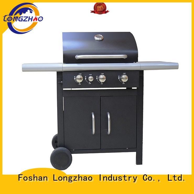 backyard for cooking Longzhao BBQ