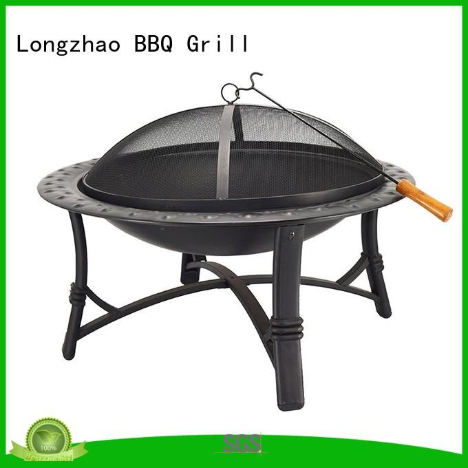 Longzhao BBQ unique chargrill bbq factory direct supply for camping