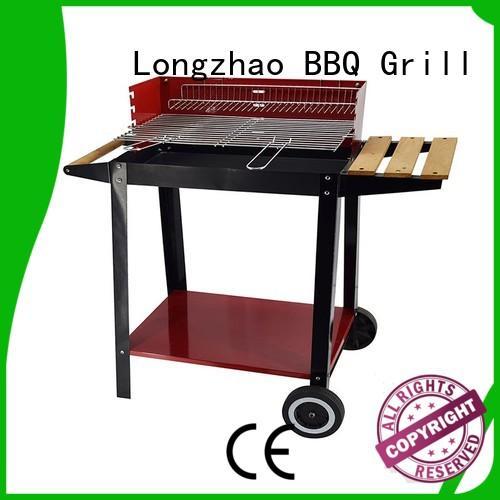 patio backyard Longzhao BBQ Brand disposable bbq grill near me