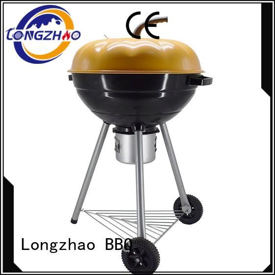 gas barbecue bbq grill 4+1 burner metal eco-friendly Warranty Longzhao BBQ