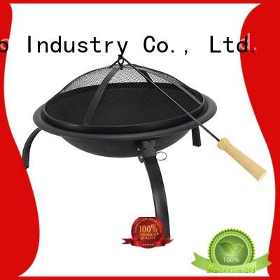 Longzhao BBQ heavy duty heavy duty bbq grill pit for camping