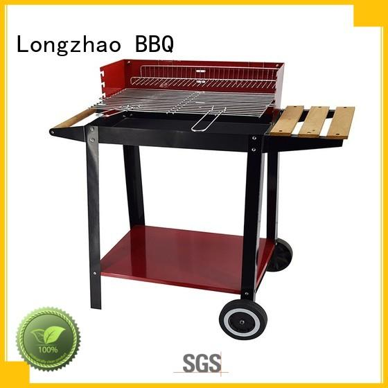 Longzhao BBQ disposable best charcoal grill fire for outdoor bbq