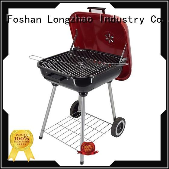 Longzhao BBQ small charcoal grill bulk supply for barbecue