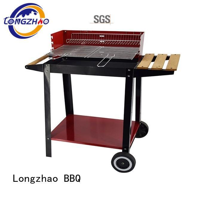 unique barren liquid gas grill wholesale Longzhao BBQ Brand company