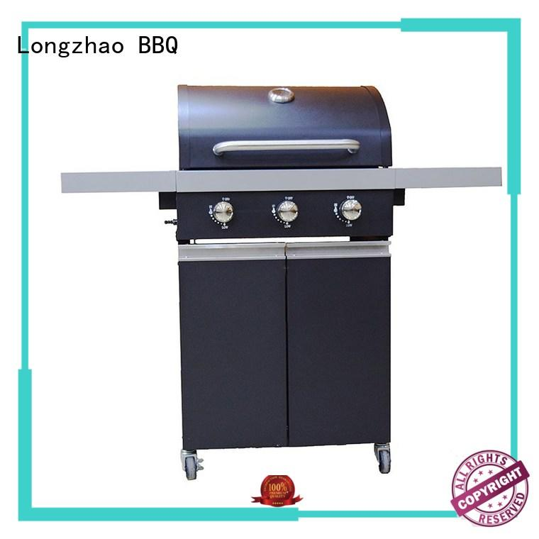 Longzhao BBQ best gas grill for the money easy-operation for garden grilling