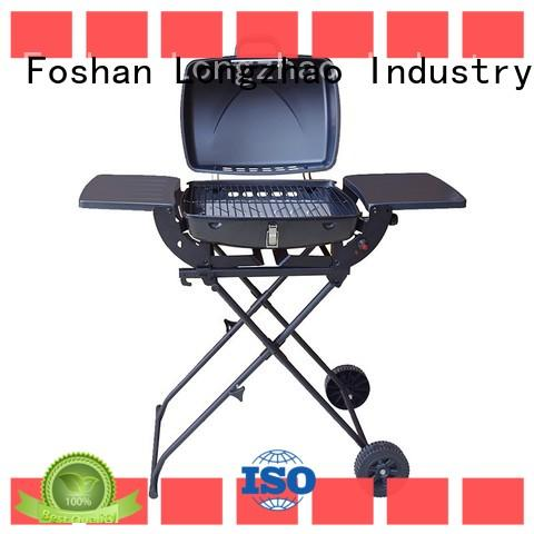 Longzhao BBQ lowes natural gas grill free shipping for garden grilling