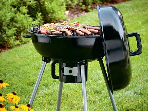 stainless portable charcoal bbq grills bulk supply for outdoor bbq-3