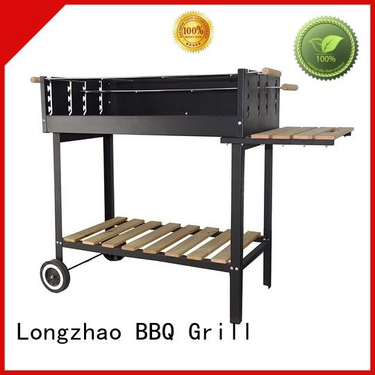 Longzhao BBQ coloful portable barbecue grill heating for outdoor bbq