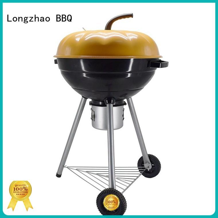hot sale smoker Longzhao BBQ Brand best charcoal grill
