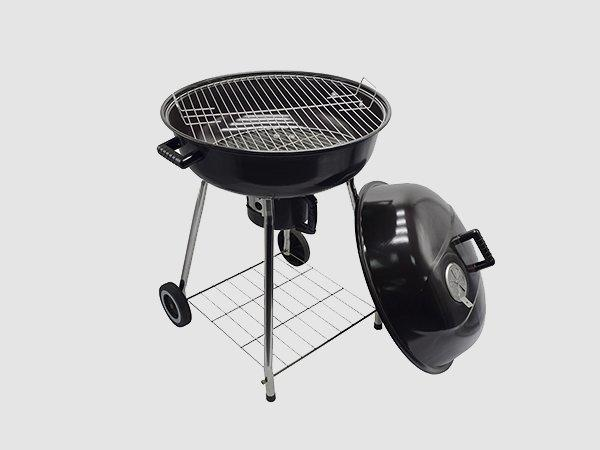 Hot pillar gas barbecue bbq grill 4+1 burner stove Longzhao BBQ Brand