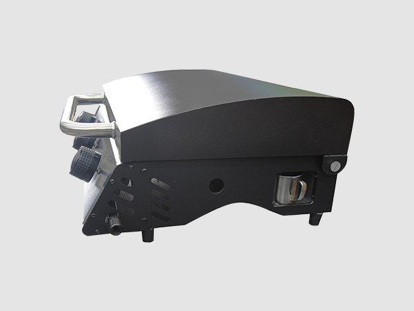 Tabletop 3 Burners Propane Gas BBQ Grills With Hood-4