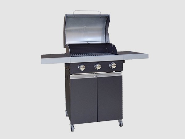 Longzhao BBQ gas grill side burner easy-operation for garden grilling-4