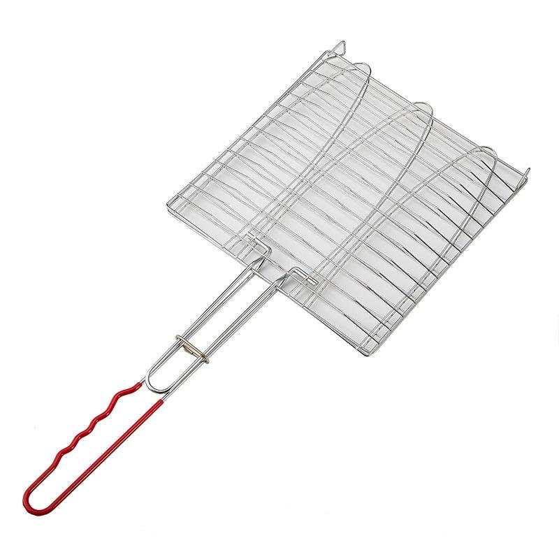 Longzhao BBQ heat resistance barbecue tool set free sample