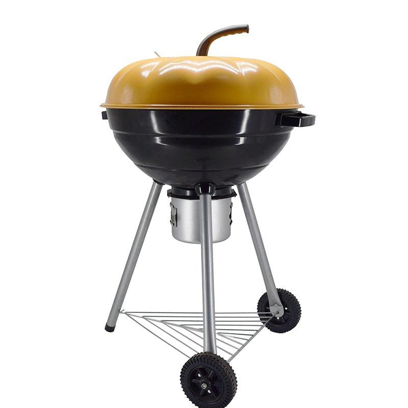 charcoal bbq grill & bbq patio