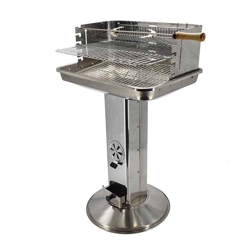 Longzhao BBQ Stainless Steel 16 Charcoal BBQ Grill image5