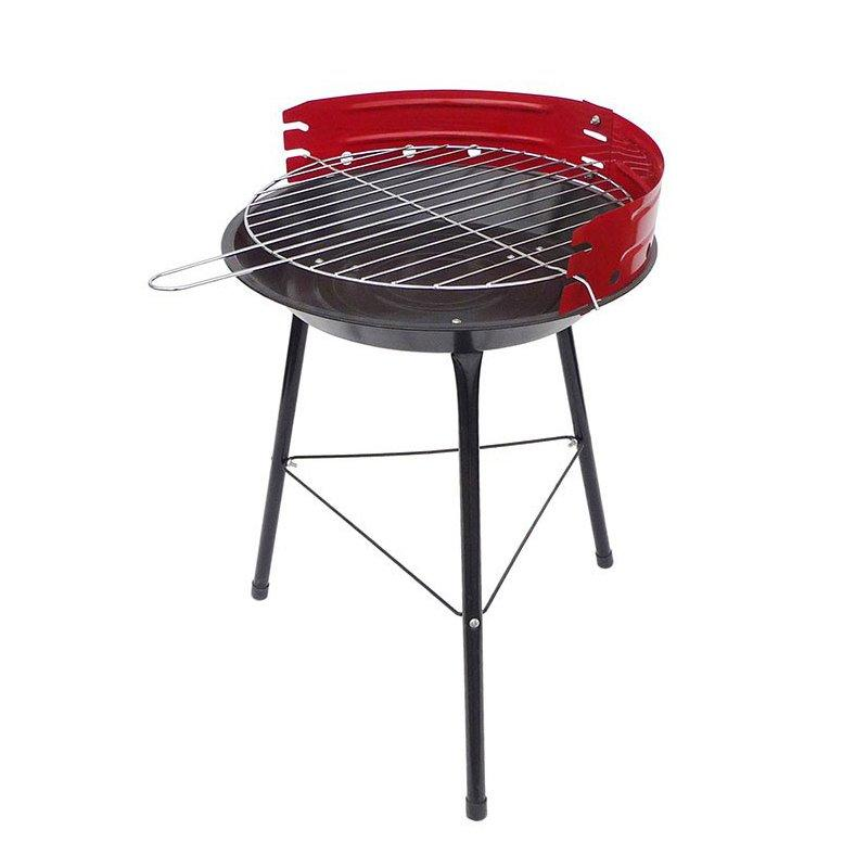 Cheap Price 18 Barren Round Simple Charcoal BBQ Grill