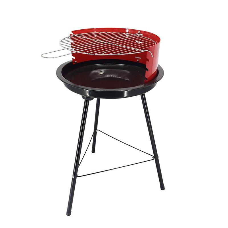 Longzhao BBQ Brand easy manufacturer direct selling steel disposable bbq grill near me