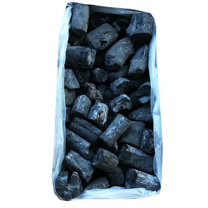 Longzhao BBQ Super Premium Laos Matiew Nature Hardwood Binchotan White Charcoal Barbecue Charcoal image1