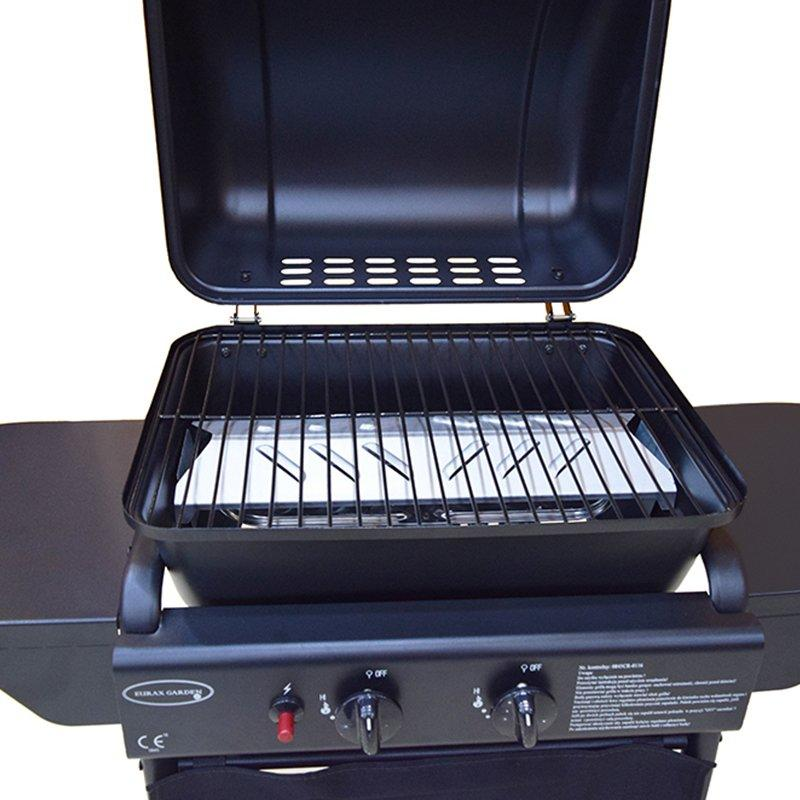 Classic 2 Burners Liquid Propane Gas Grill Patio BBQ