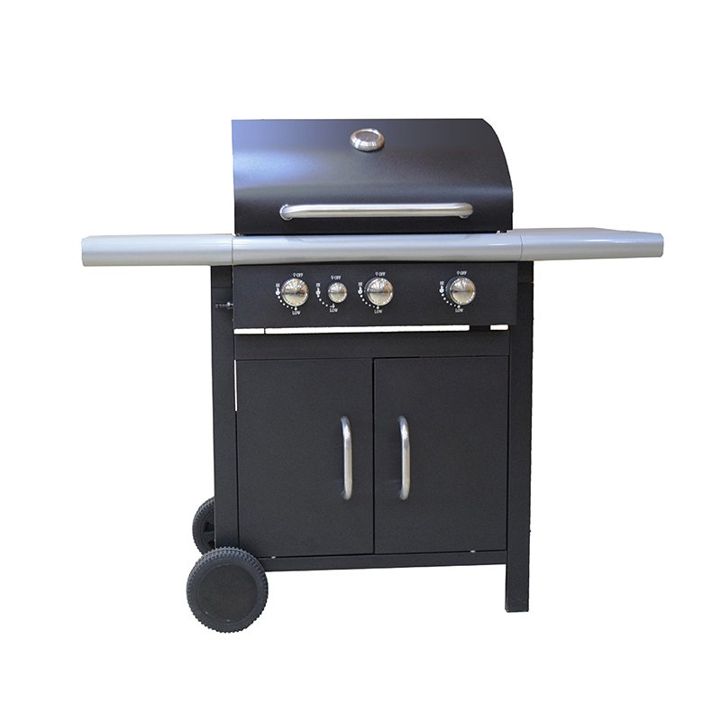 Longzhao BBQ LPG Gas Barbecue Grill Side Burner Garden Patio Bbq Cooking Gas BBQ Grills image1