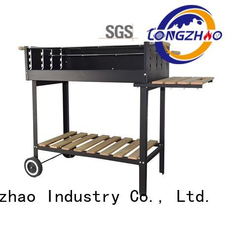 Wholesale side easy best charcoal grill Longzhao BBQ Brand