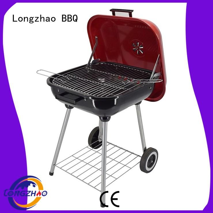 Quality Longzhao BBQ Brand low price liquid gas grill