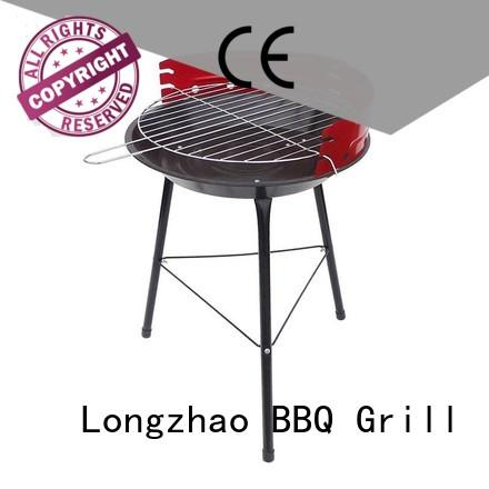 Longzhao BBQ coal bbq grill high quality for barbecue