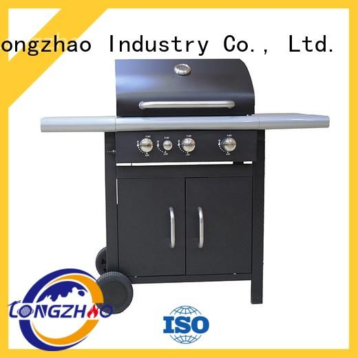 Longzhao BBQ portable lowes natural gas grill free shipping for garden grilling