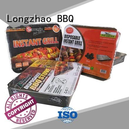 Longzhao BBQ large kettle grills price for outdoor bbq