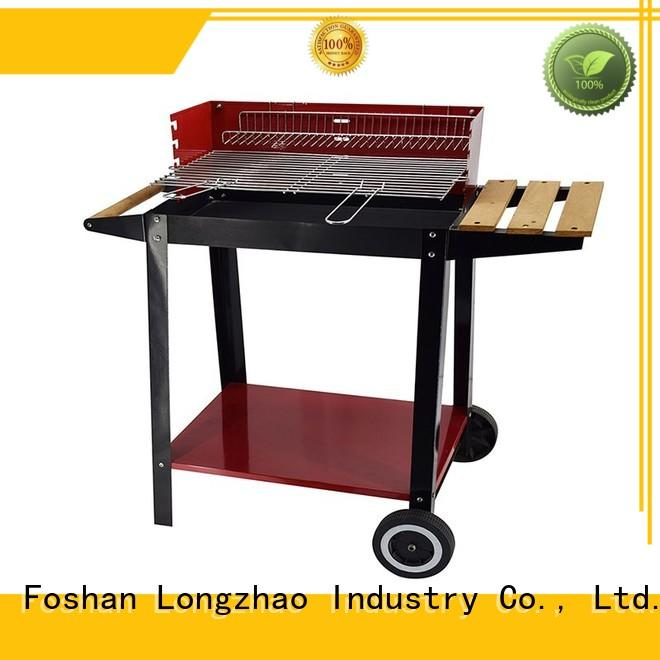 charcoal kettle grill bulk supply for barbecue Longzhao BBQ
