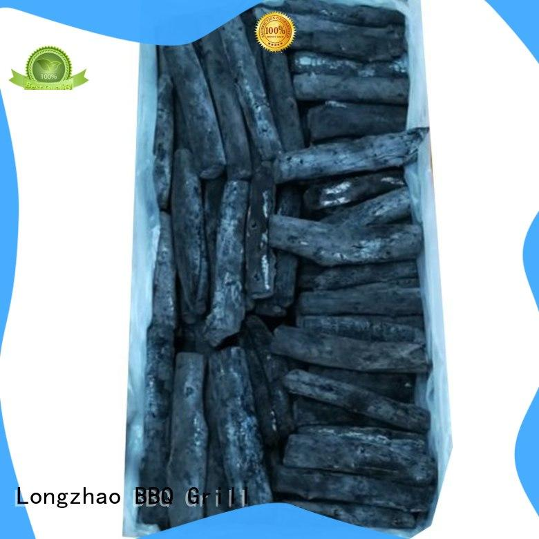 Longzhao BBQ low ash best charcoal manufacturer for cooking