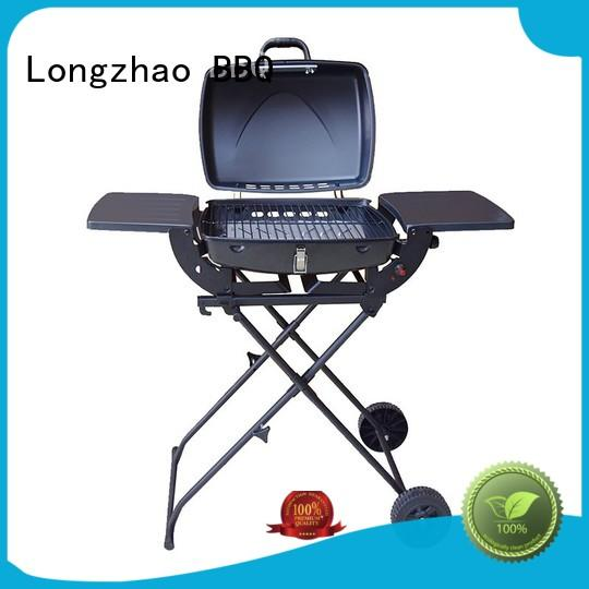 Longzhao BBQ natural gas bbq grill easy-operation for cooking