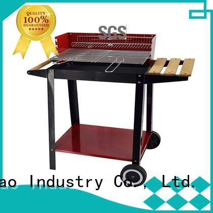 disposable bbq grill near me wood easy stainless Longzhao BBQ Brand company