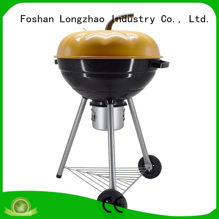pillar duty high quality Longzhao BBQ Brand disposable bbq grill near me factory