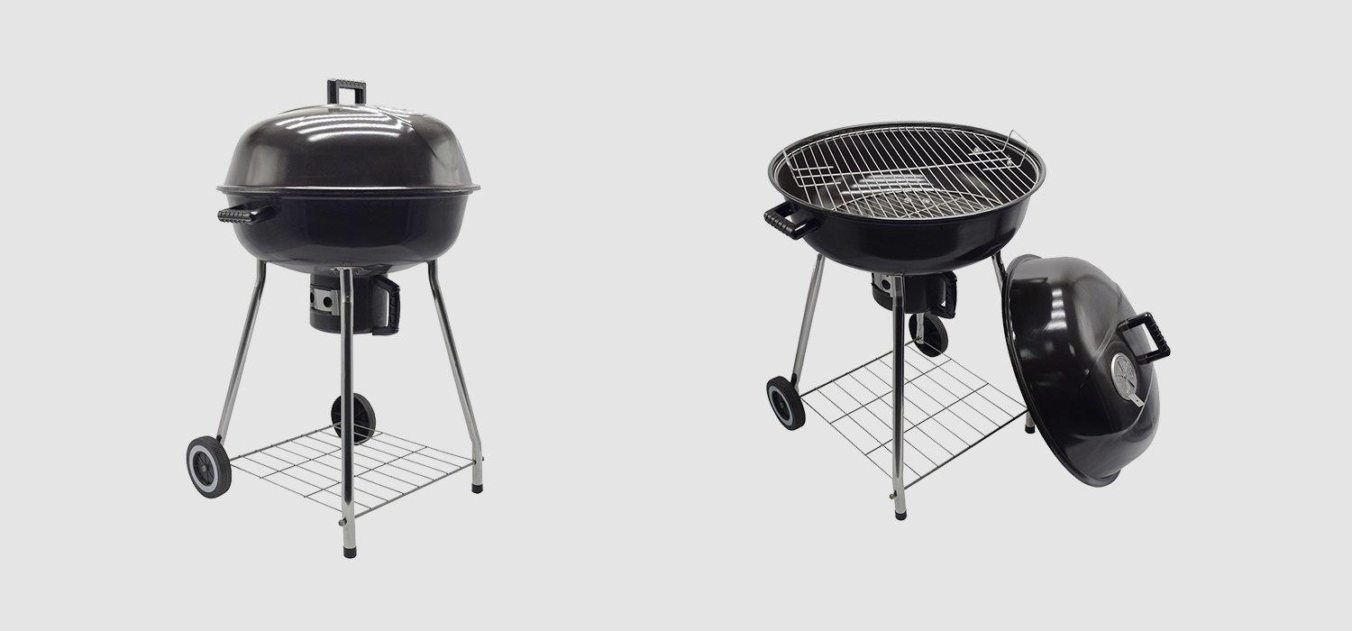 stainless portable charcoal bbq grills bulk supply for outdoor bbq-1