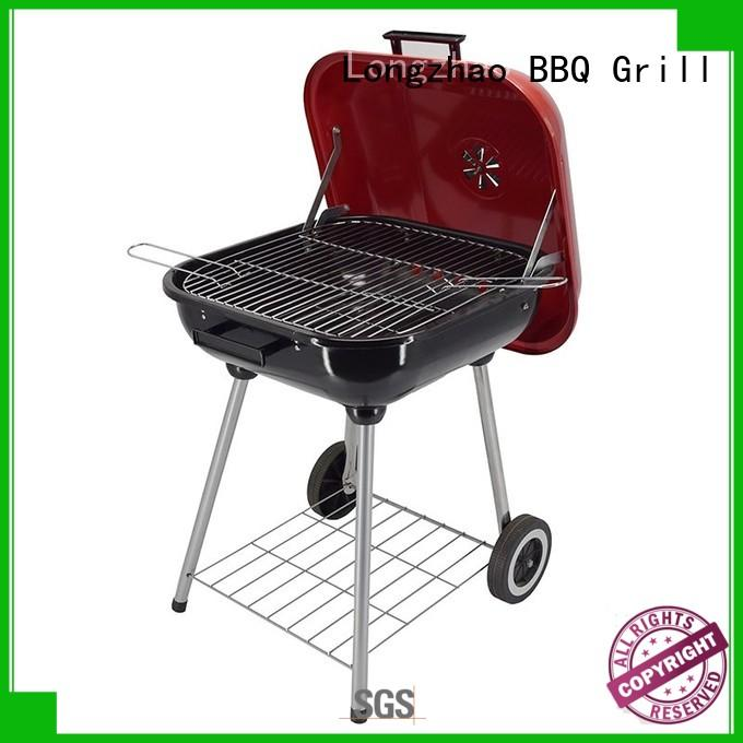 small charcoal grill fire for camping Longzhao BBQ