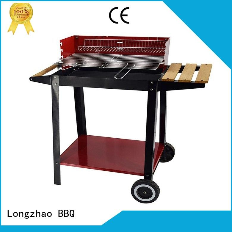 large small charcoal grill factory direct supply for barbecue