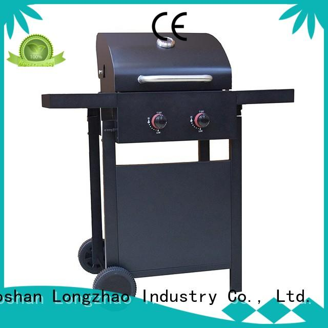 patio half griddle half grill for cooking Longzhao BBQ