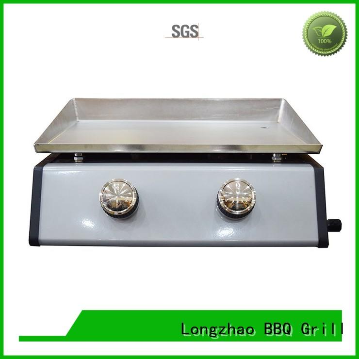 Longzhao BBQ gas barbecue grills easy-operation for cooking