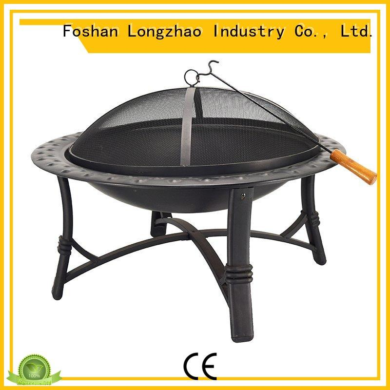 instant patio fire pit grill price for outdoor bbq Longzhao BBQ
