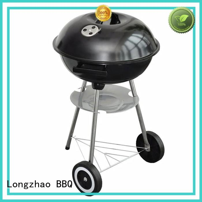 Longzhao BBQ small best charcoal grill at discount for barbecue