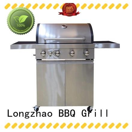 Longzhao BBQ best gas grill for the money fast delivery for cooking