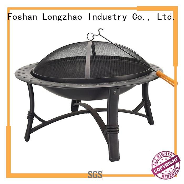 legs smoker hot selling Longzhao BBQ Brand best charcoal grill supplier