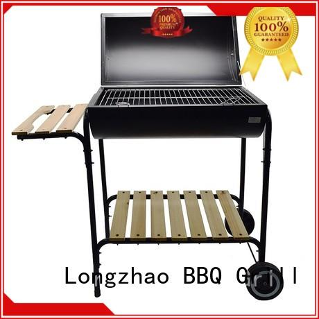 Longzhao BBQ charcoal bbq grill sale bulk supply for outdoor bbq
